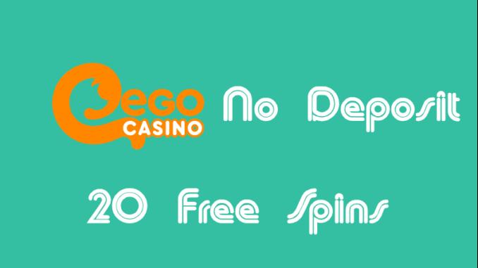 Ego Casino No Deposit Free Spins