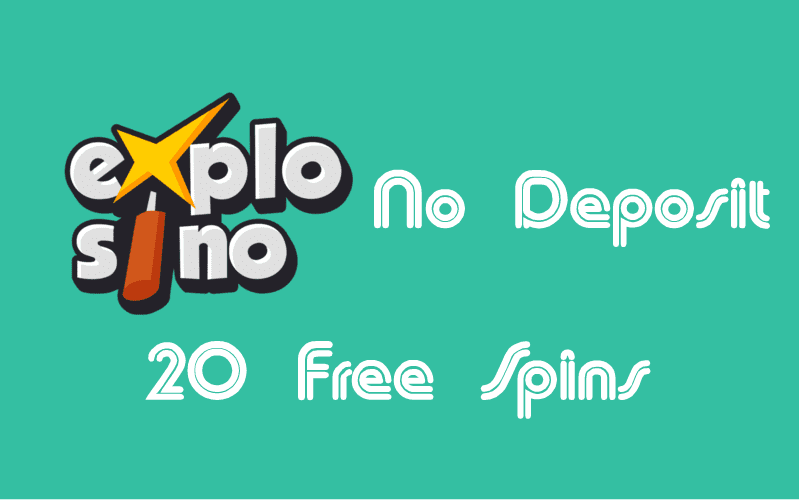 Explosino Casino No Deposit Free Spins