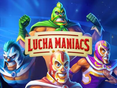 Lucha Maniacs Slot free spins