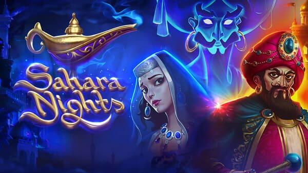 Sahara Nights Free Spins
