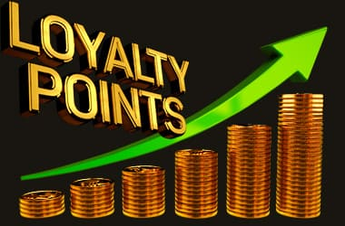 Argo casino Loyalty Points