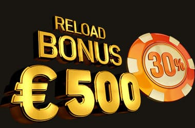 Argo Casino Reload Bonus