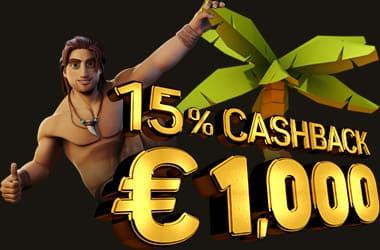 Argo Casino Cashback
