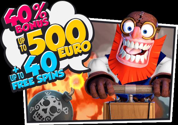 Explosino Casino Explosive weekend