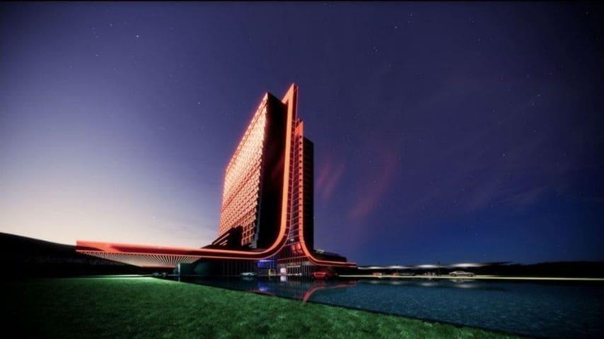 Las Vegas will open Atari Hotel