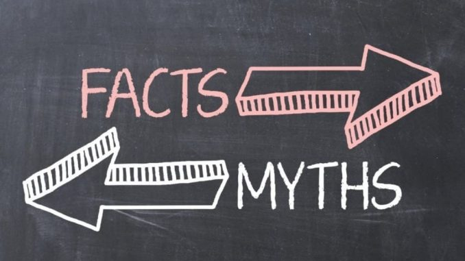 popular myths about online slots