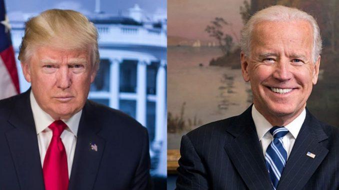 Trump Biden Elections