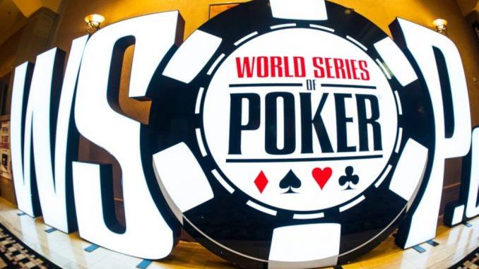 World Series of Poker 2020 - decision in Las Vegas