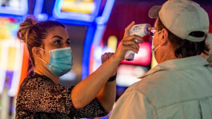 Fewer gambling halls