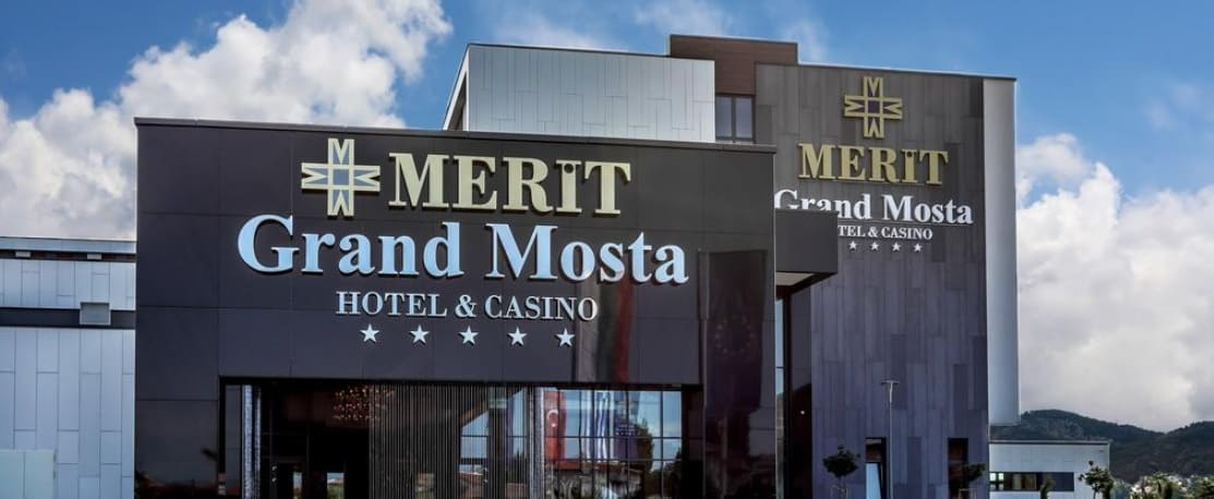 MERIT GRAND MOSTA HOTEL CASINO & SPA Bulgaria
