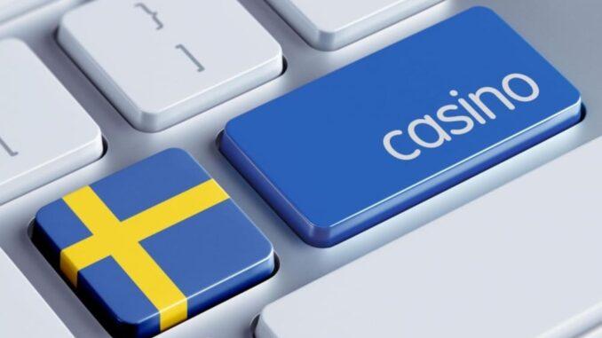 licensed online casino in Sweden
