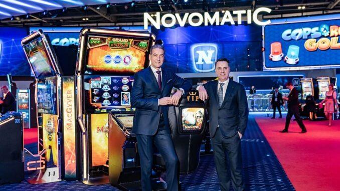 Novomatic 2020 Austria