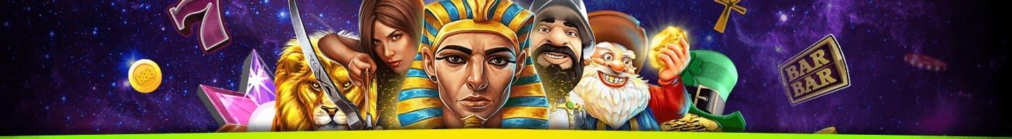888 Casino games selection