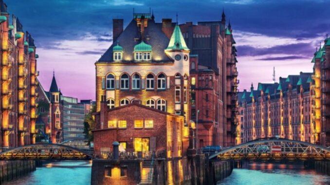 Hamburg - Police discovered illegal gambling