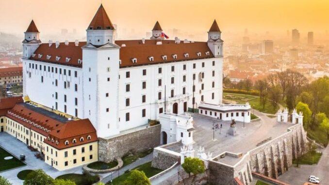 ban on gambling in Bratislava