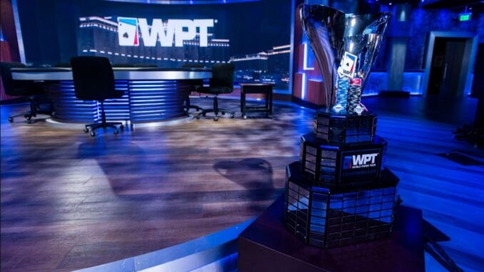 Element Partners takes over the World Poker Tour