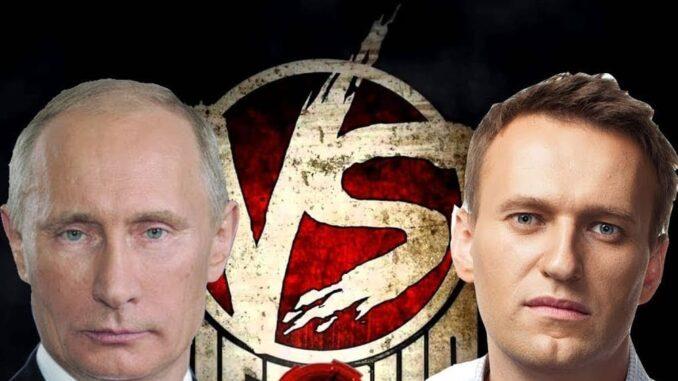 Putin vs Navalny