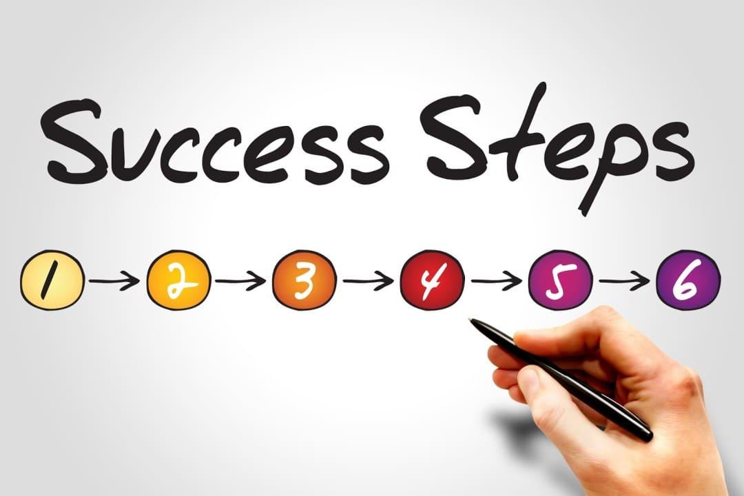 100% casino bonus - steps to success