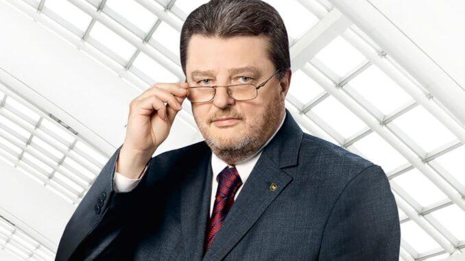 Novomatic billionaire Johann Graf