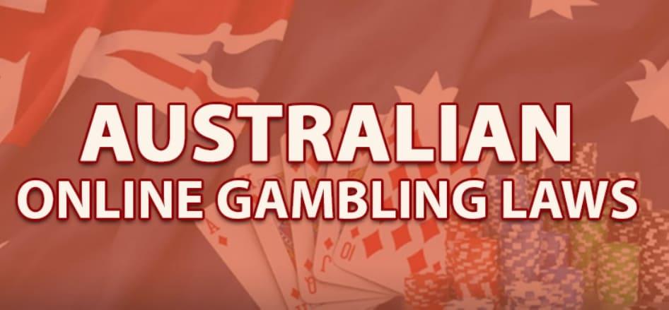 Gambling laws in Australia