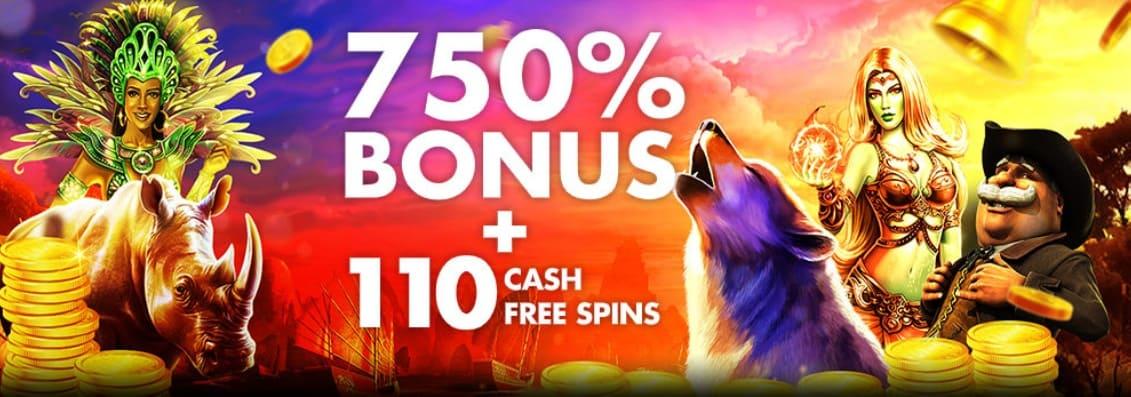 Box24 casino Bonus offers