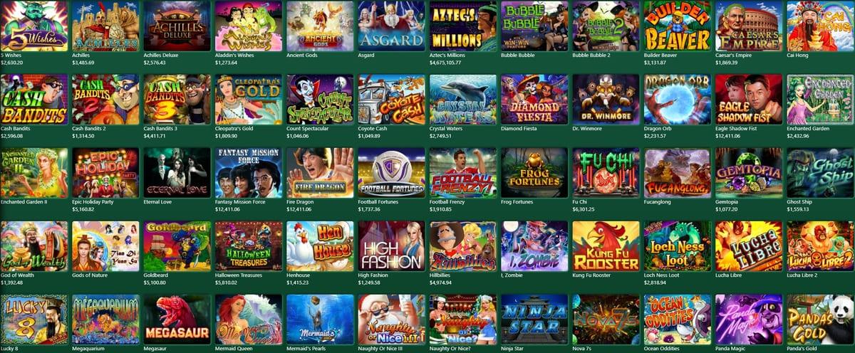 Fair Go Casino Games & Software