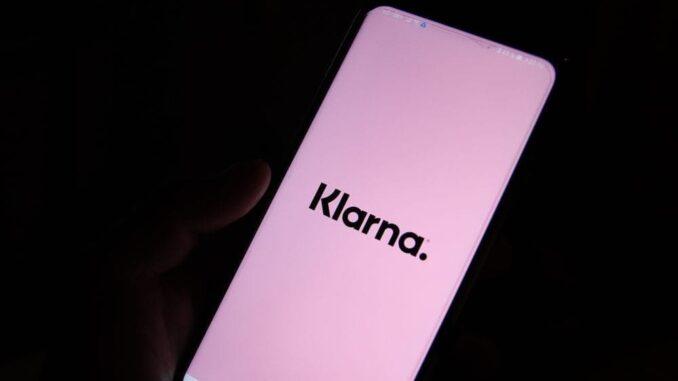 Payment provider Klarna