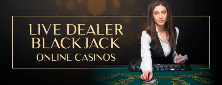 Live dealer blackjack games