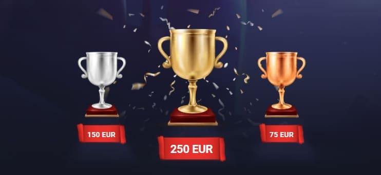 Woo casino daily slot race