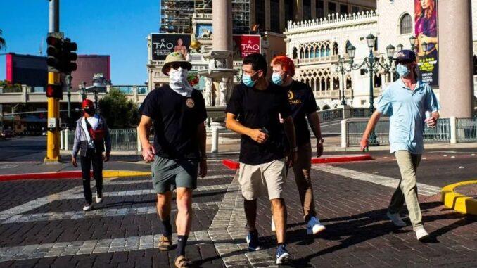 Las Vegas Covid-19