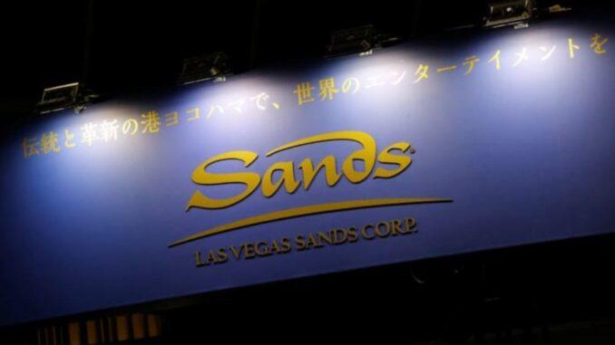 Sands sells gaming facilities