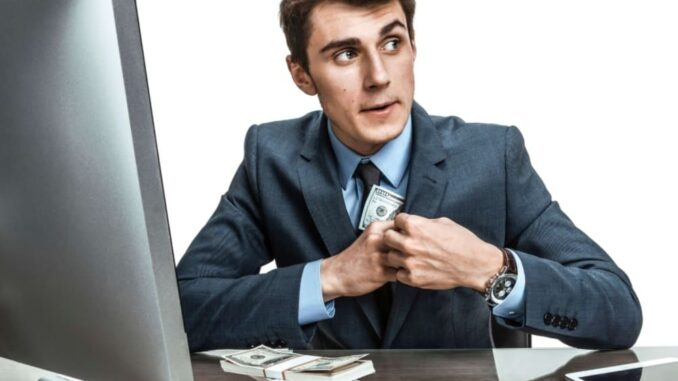 Ladbrokes employee fraud