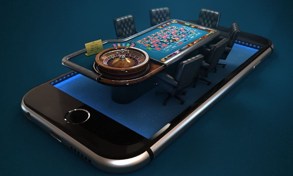 Social casinos