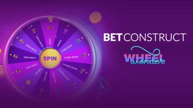 BetConstruct Wonder Wheel