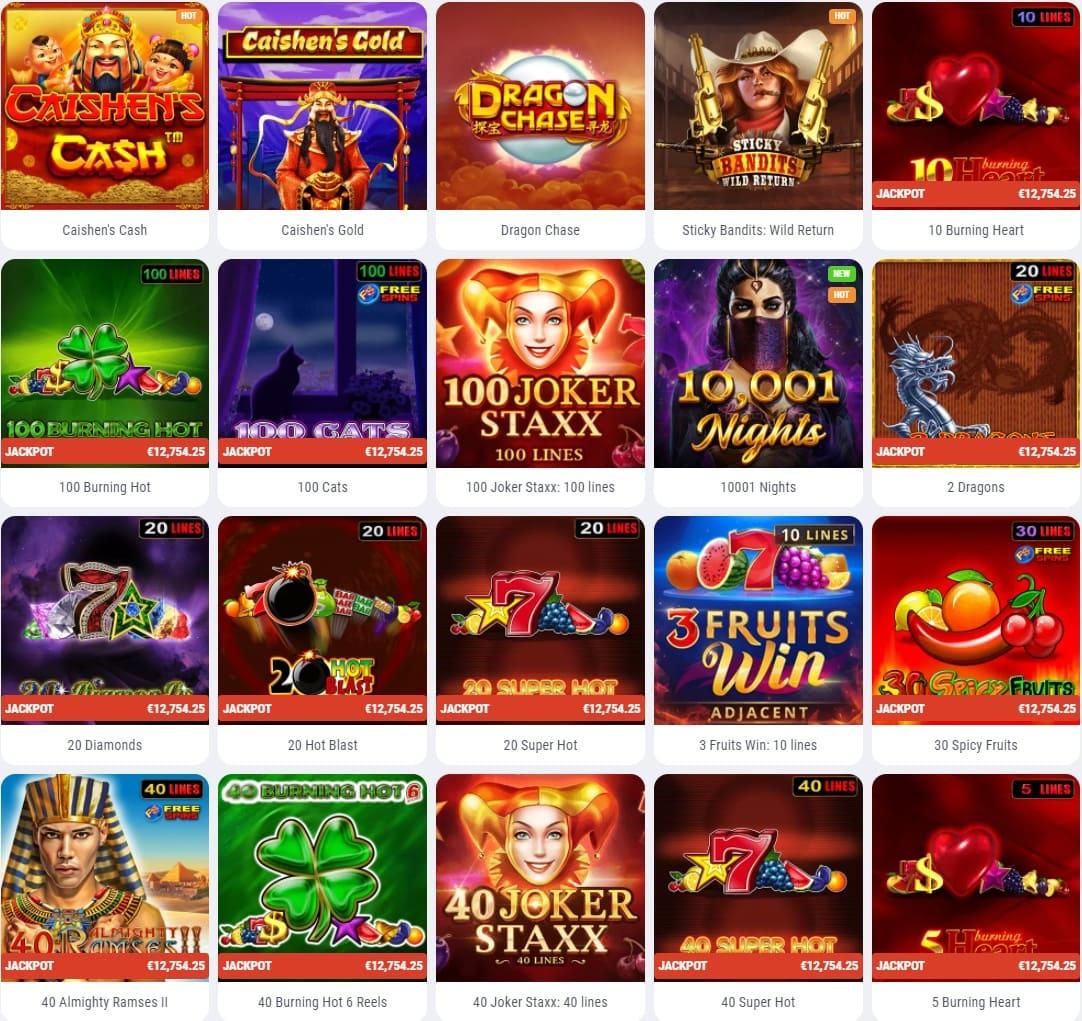 Cookie Casino Jackpots