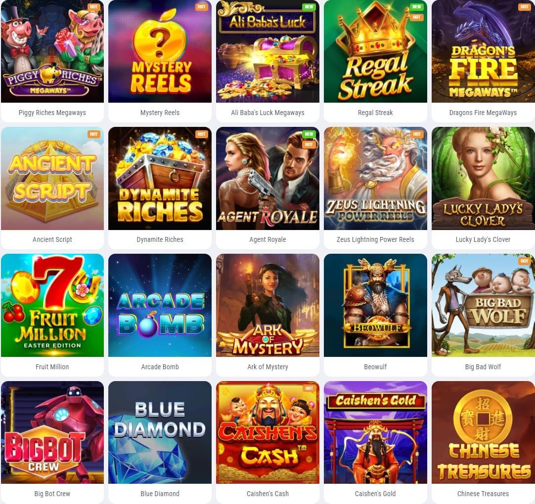 Cookie Casino Slots