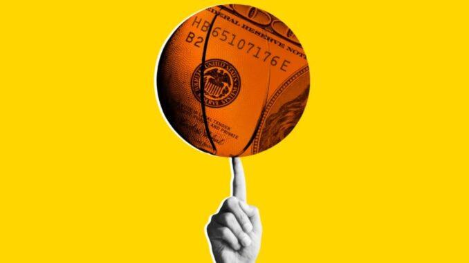 illegal gambling revenues