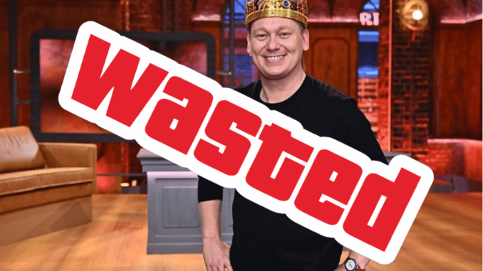 RTL is canceling the late night show with Knossi