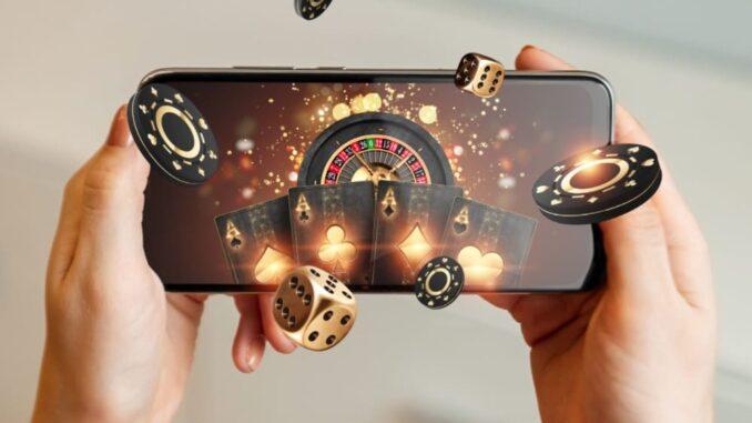 Gambling on the smartphone - popularity is increasing