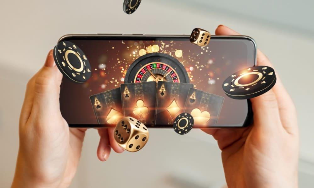 Gambling on the smartphone