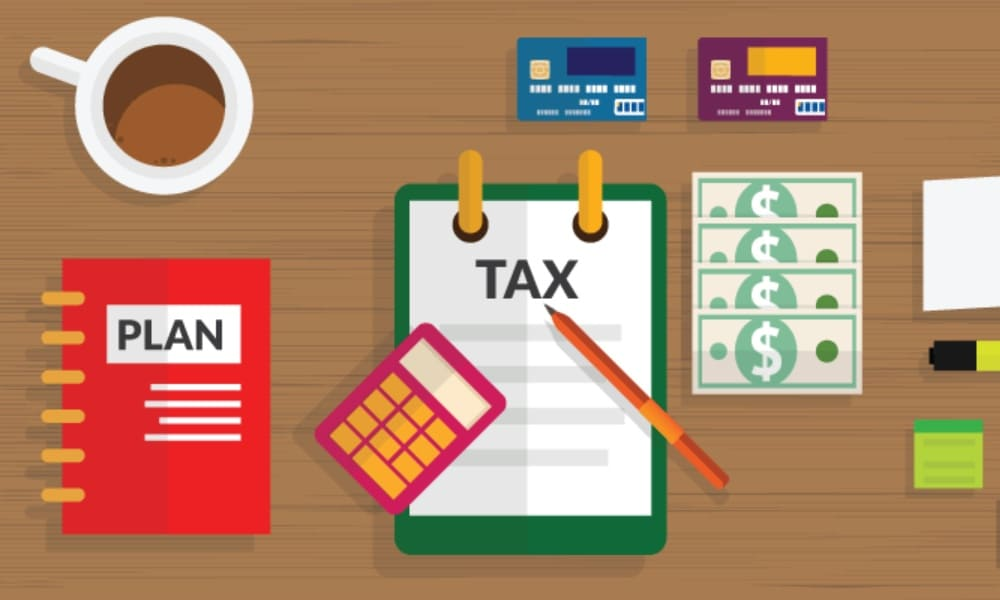 planned online tax