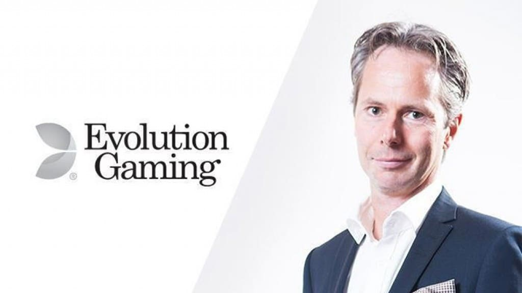 Evolution Gaming CEO Martin Carlesund