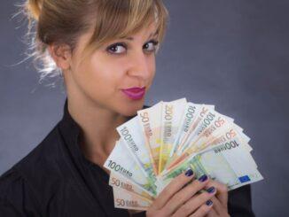 Germans spend money on gambling