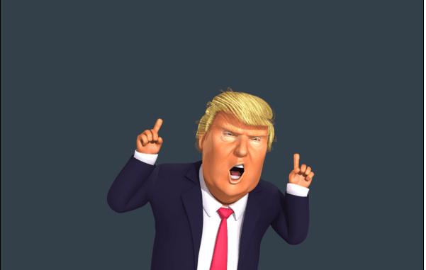 Trump It Blackjack