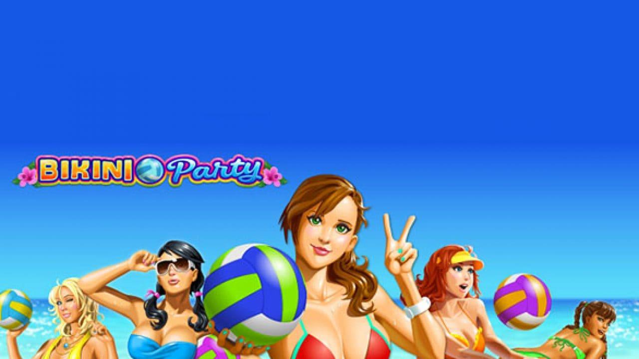 Bikini Party Slot (Microgaming)