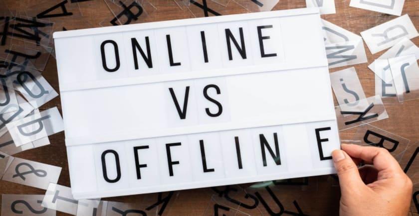 Online Betting vs Offline Betting